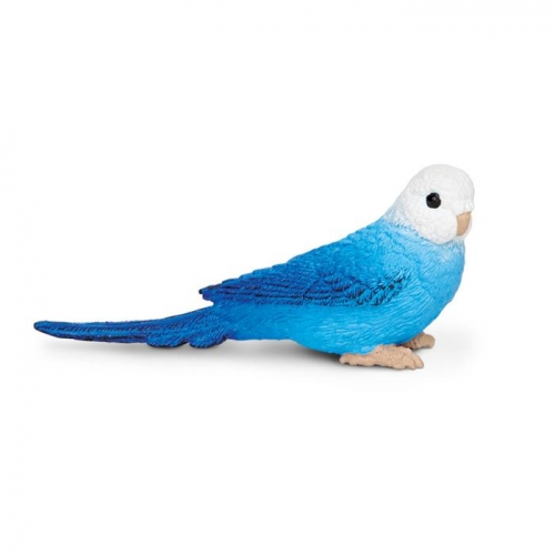 Safari Ltd Blue Budgie
