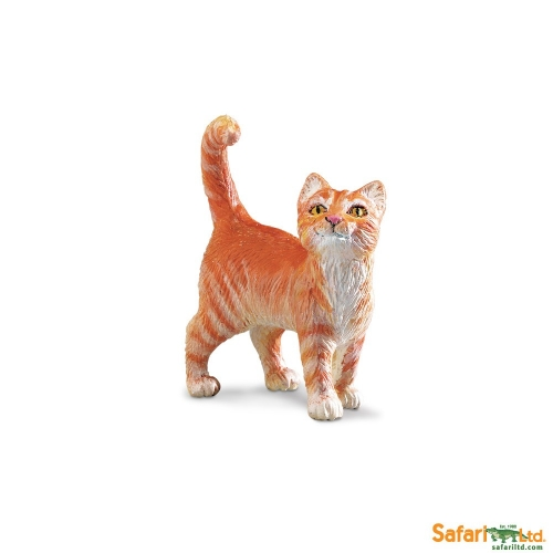 Safari Ltd Tabby Cat
