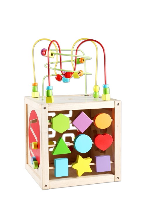 Classic World Multi Activity Cube