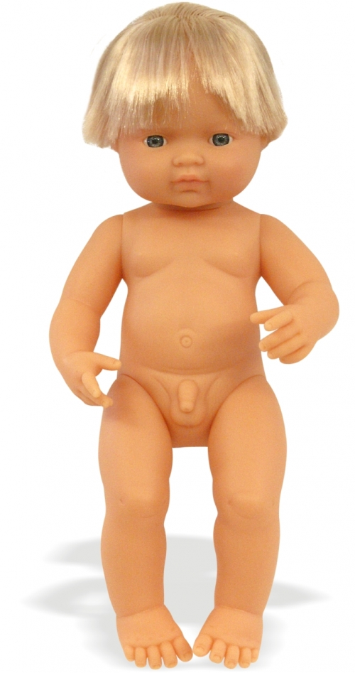 Miniland Anatomical Doll - European Boy