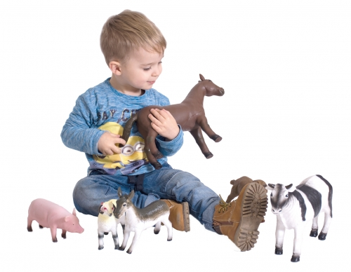 Farm Animal Set 6 Pcs