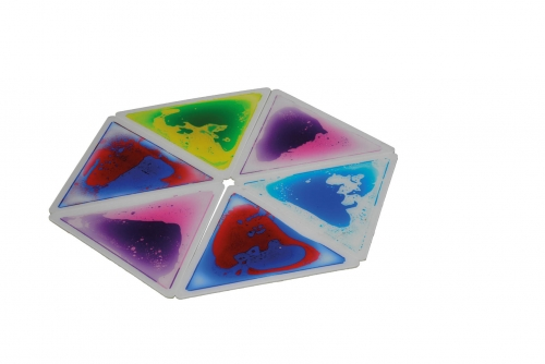 Liquid Tiles - Equilateral Triangle