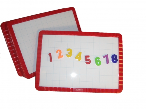 Quercetti 6 Medium Frame Double-Sided Magnetic Boards