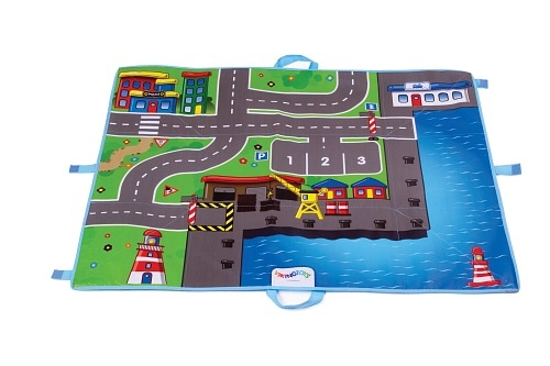 Harbour Playmat