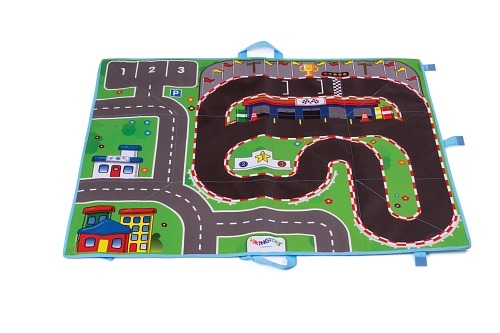Racetrack Playmat