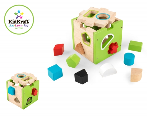 Kid Kraft Shape Sorting Cube