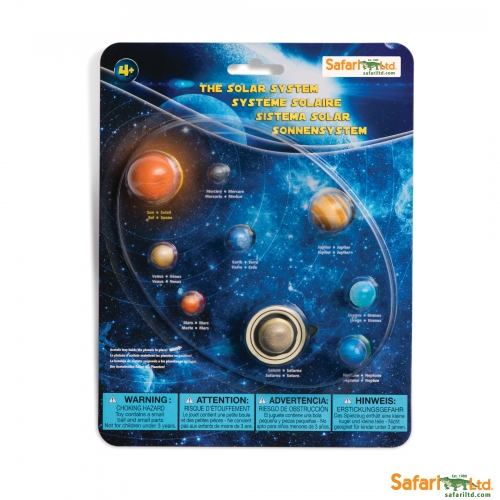 Safari Ltd Solar System