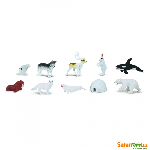 Safari Ltd Arctic Animals Bulk Bag