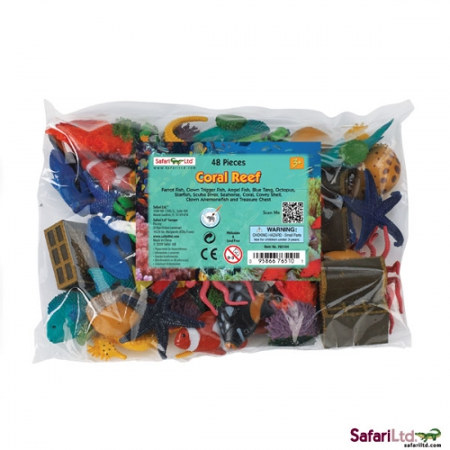 Safari Ltd Coral Reef Bulk Bag
