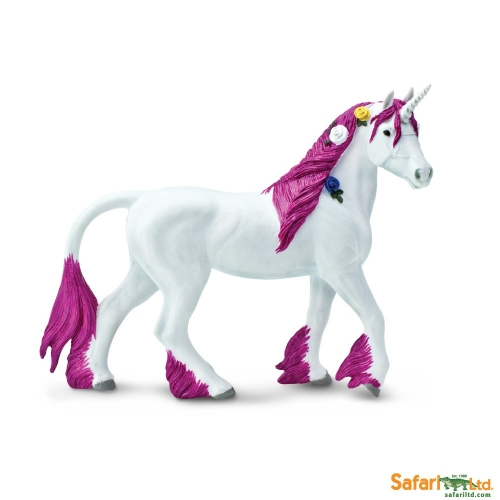 Safari Ltd Mythical Realms Pink Unicorn