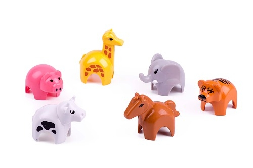 Animals 6pcs