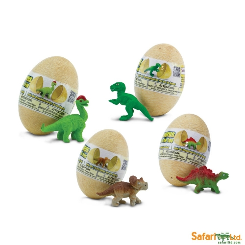 Safari Ltd Dinosaur Baby Eggs Set