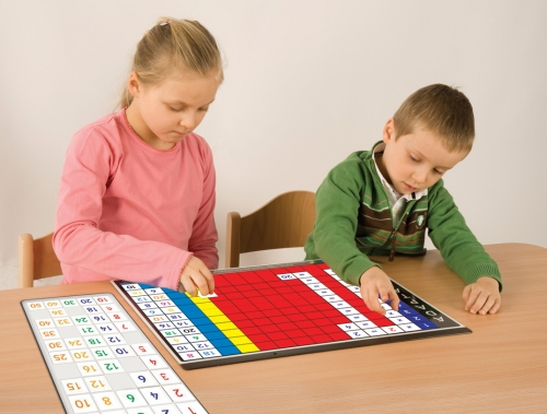 Adaptaboard® Advanced Multiplication And Division Board