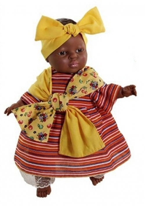 World Dolls - African Girl