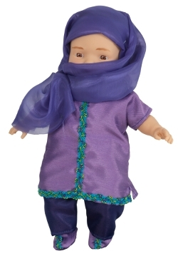 World Dolls - Arabian Girl