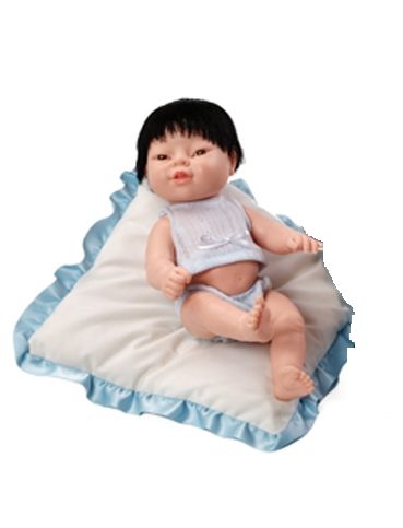 Multicultural New Born Dolls – Asian Boy