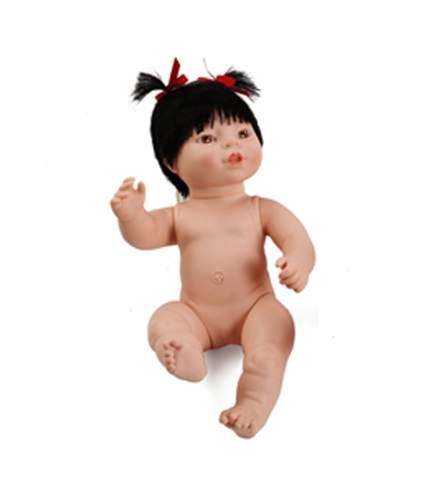 Multicultural Anatomical Dolls – Asian Girl