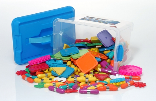 Kliky Magnetic School Set - 200 pc