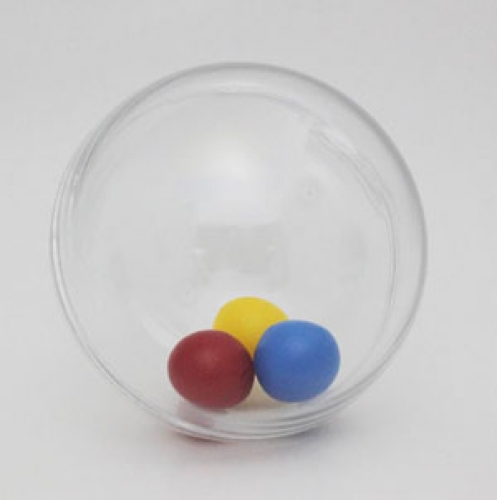 Philos Rattle Ball - Set of 6