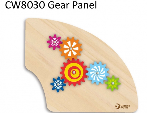 Classic World Gear Panel