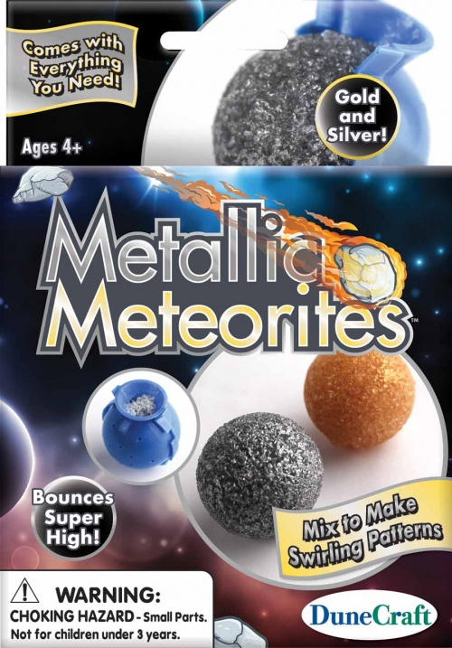 DuneCraft Metallic Meteorites