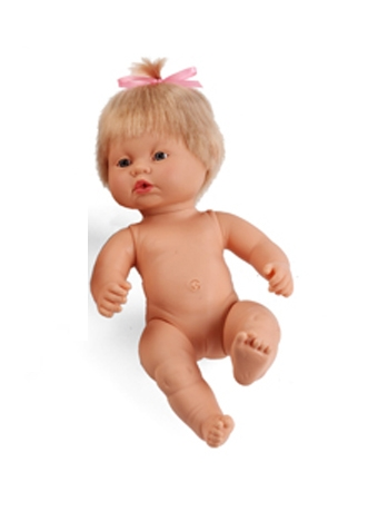 Multicultural Anatomical Dolls – European Girl