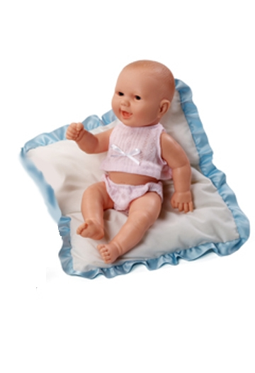 Multicultural New Born Dolls – European Girl