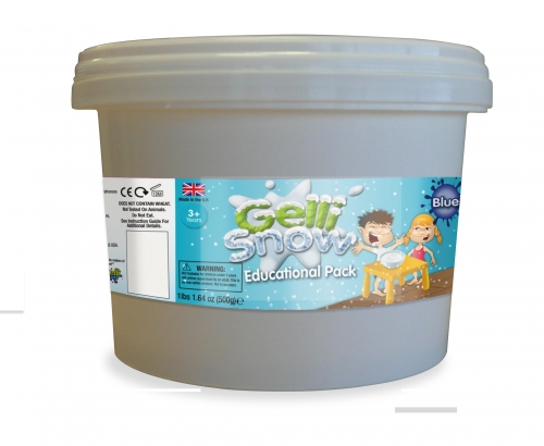 Gelli Snow Rainbow – Educational Tub