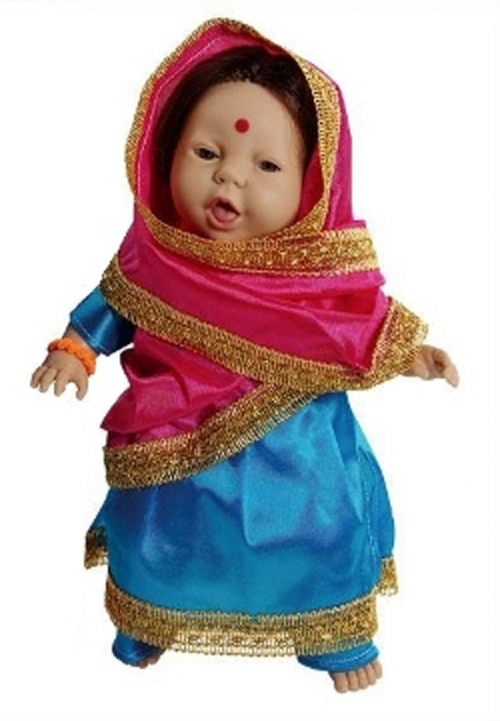 World Dolls - Indian Girl