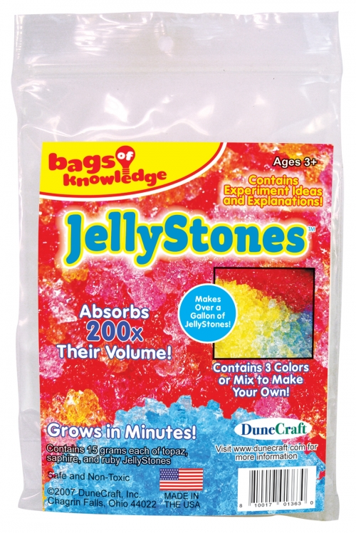 DuneCraft Bags of Knowledge - Jelly Stones
