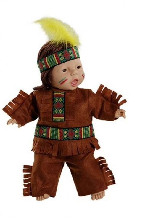World Dolls Native American Boy