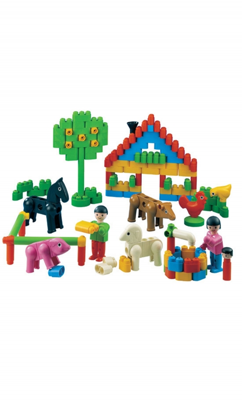 PolyM Playworld Farmyard