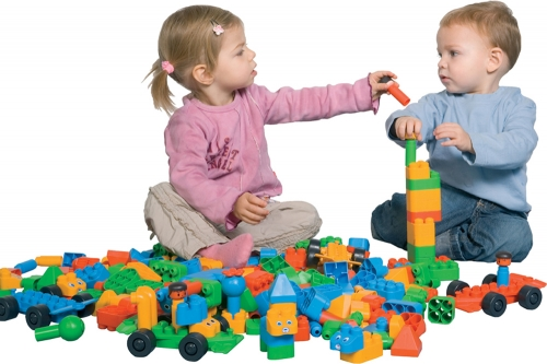 PolyM First Blocks Class Set