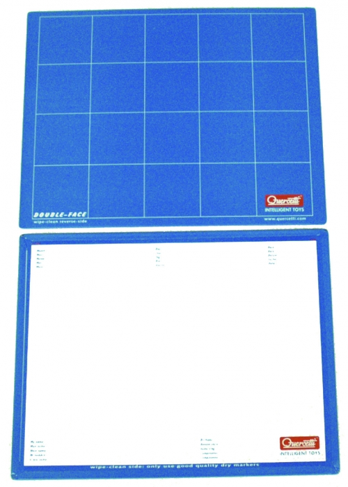 Quercetti 6 Small Double-Sided Magnetic Boards