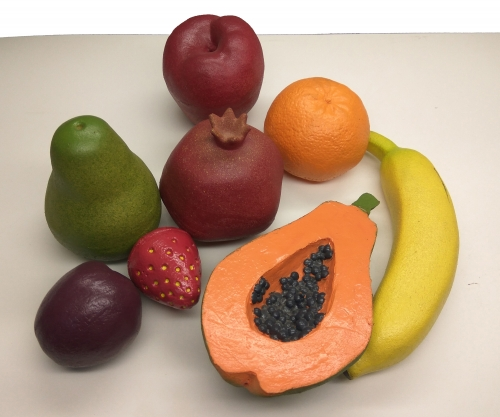 Rubbabu Fruit Set 8pc