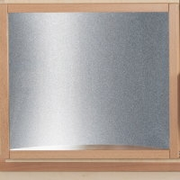 Educational panel - concave mirror