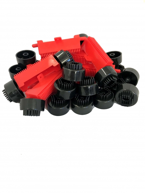 Stickle Brick Wheel & Axle Extension Set