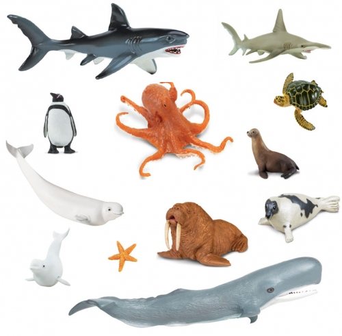 Safari Ltd Sea Life Set