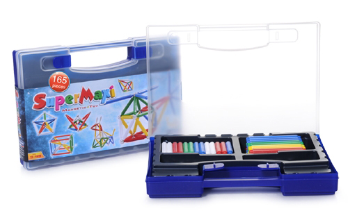 SuperMaxi Magnetic Education Set - 165 pc