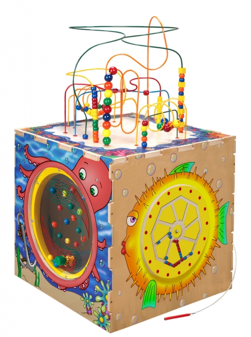 Anatex Sealife Play Cube