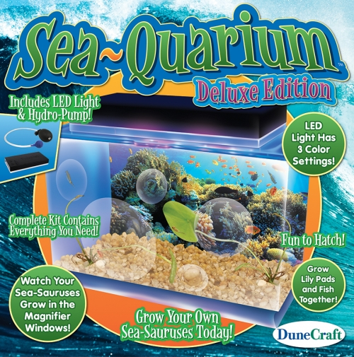 DuneCraft Sea~Quarium - Deluxe Edition - NEW!