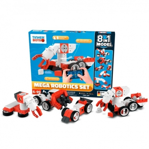 Robotics Mega Set 8 in 1