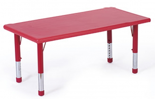 Plastic Rectangle Table