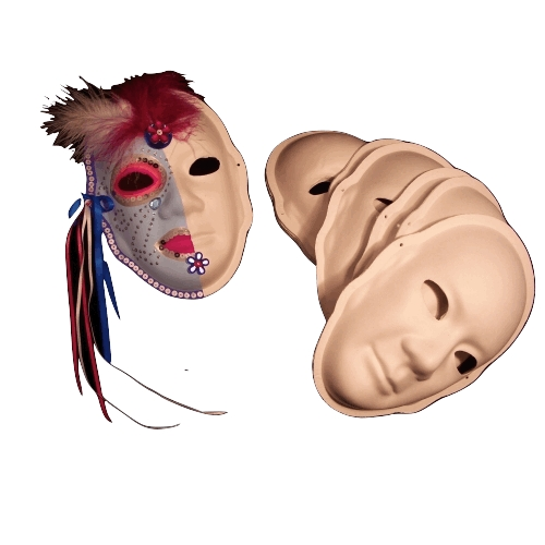 Paper Masks  (30 piece pack)