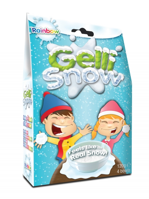 Gelli Snow Rainbow 80g