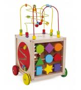 Classic World Multi Activity Cube Mini