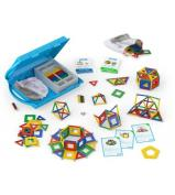 EDUCATION Set 216 Geometry LAB small  (244 pieces + 40 cards)