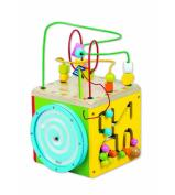 Classic World Multi Activity Cube (CW074F)