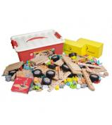 Classic World Big Builder 500 pc Construction Set