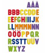 Quercetti Magnetic Uppercase Letters